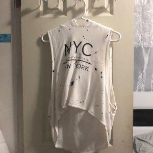 Hoodie/shirt